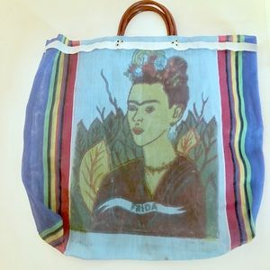 Handbags - Frida Kahlo Tote🌸